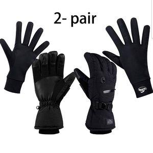 3M CAMYOD Accessories - NWT-Mens CAMYOD Waterproof Ski Gloves